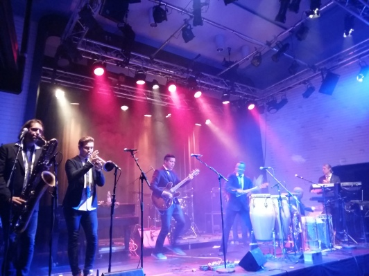 Afrobeat made in Finland